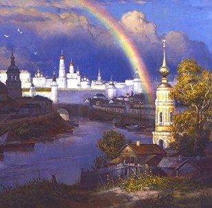 Souvenirs de l'ancienne Moscou