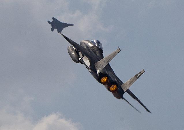 Deux F-15s israéliens