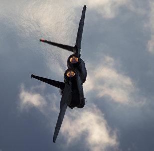 F-15 israélien