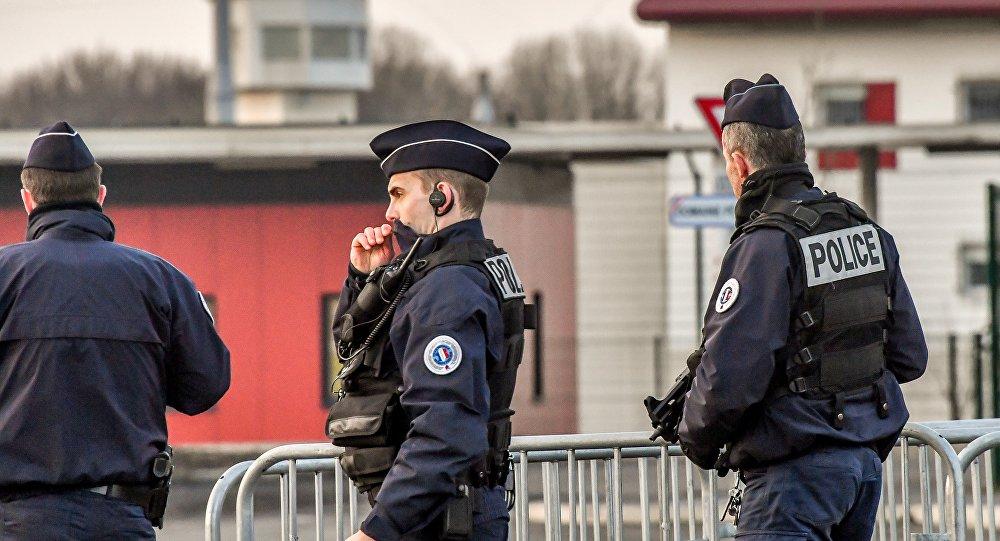 Police française