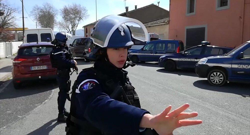 Prise d'otages à Trèbes