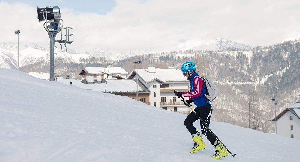 Station de ski de Rosa Khutor
