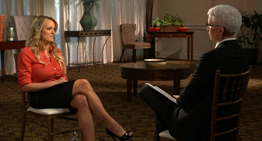 Stormy Daniels accorde une interview à CBS