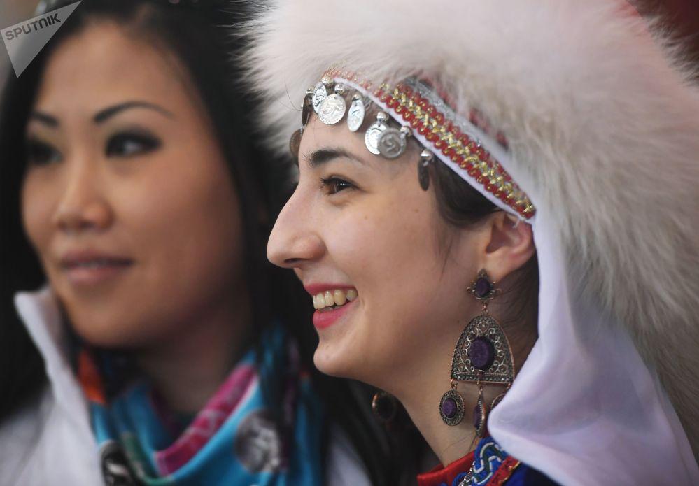 La fête de Norouz à Moscou