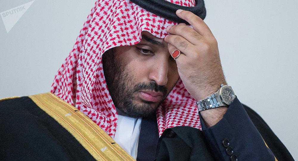 Le Prince Mohammed ben Salmane, Prince héritier d'Arabie saoudite