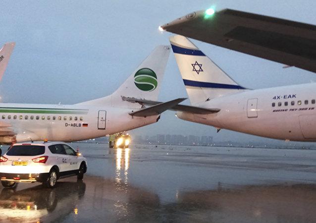 Aéroport de Tel-Aviv-David Ben Gourion