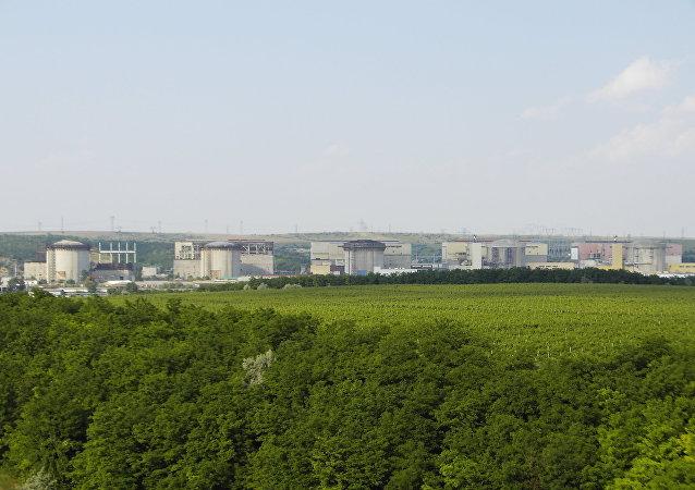 la centrale nucléaire de Cernavoda