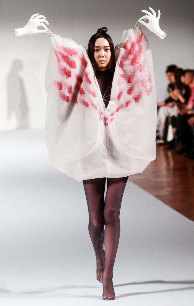 Semaine chinoise de la mode à Pékin