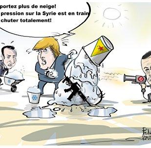 Des forces spéciales françaises seront envoyées dans le nord-ouest de la Syrie