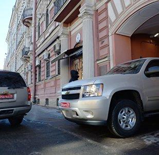 Le Consulat US à Saint-Pétersbourg ferme définitivement ses portes