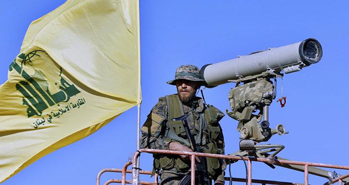 Hezbollah, image d'illustration