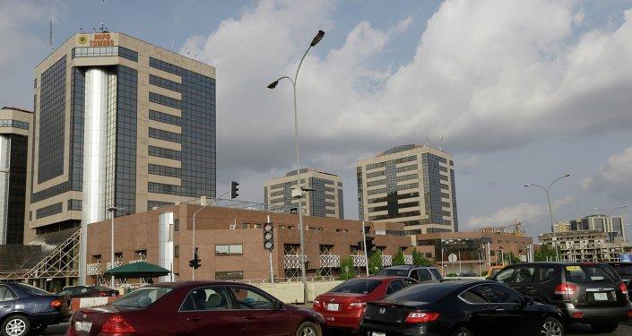 Abuja, capitale du Nigeria