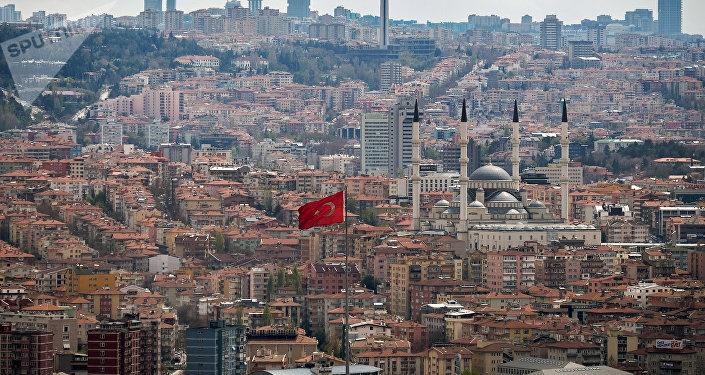 Sputnik. Anton Denisov Les vrais enjeux de la fausse crise entre la Turquie et les États-Unis