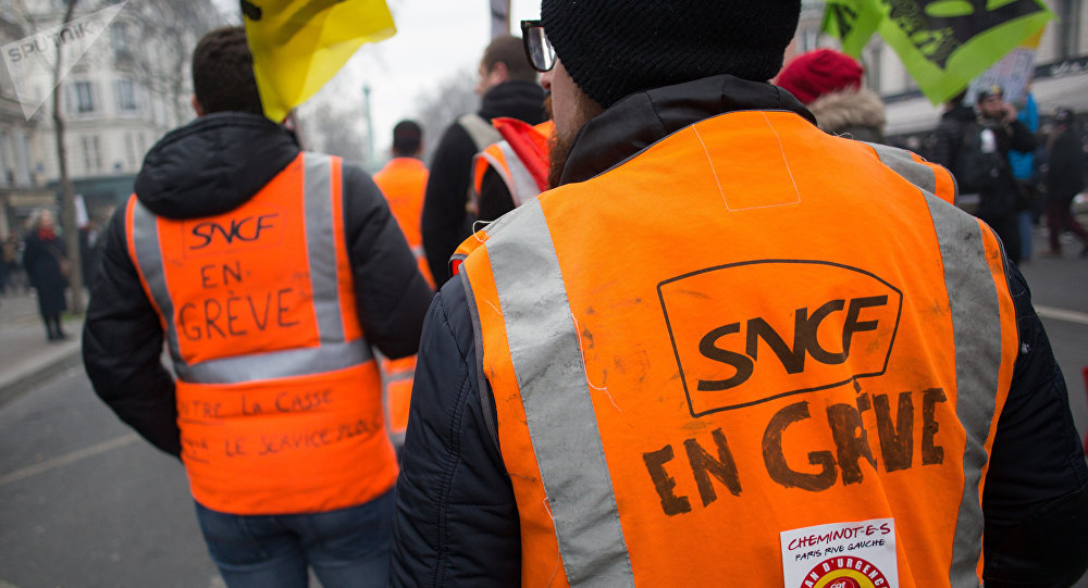 Grève en France