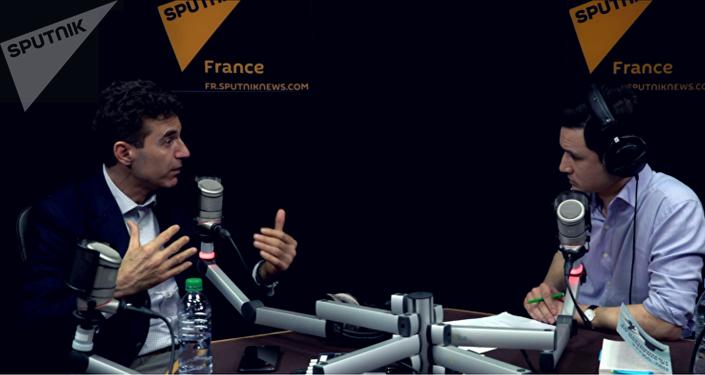 Alexandre Del Valle et Edouard Chanot