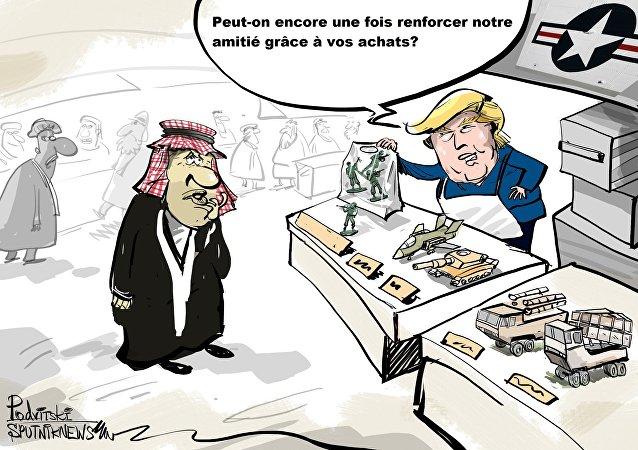 Trump veut monnayer la présence américaine en Syrie