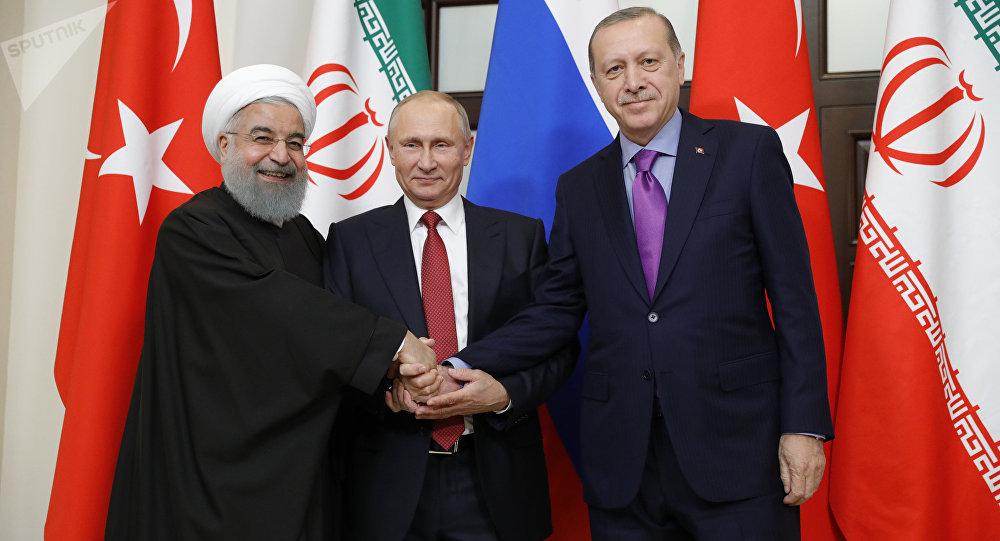 Erdogan accuse la France d'encourager le terrorisme