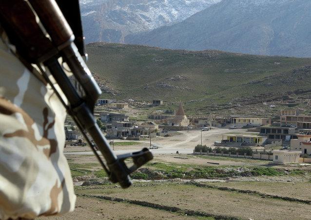 Région de Sinjar