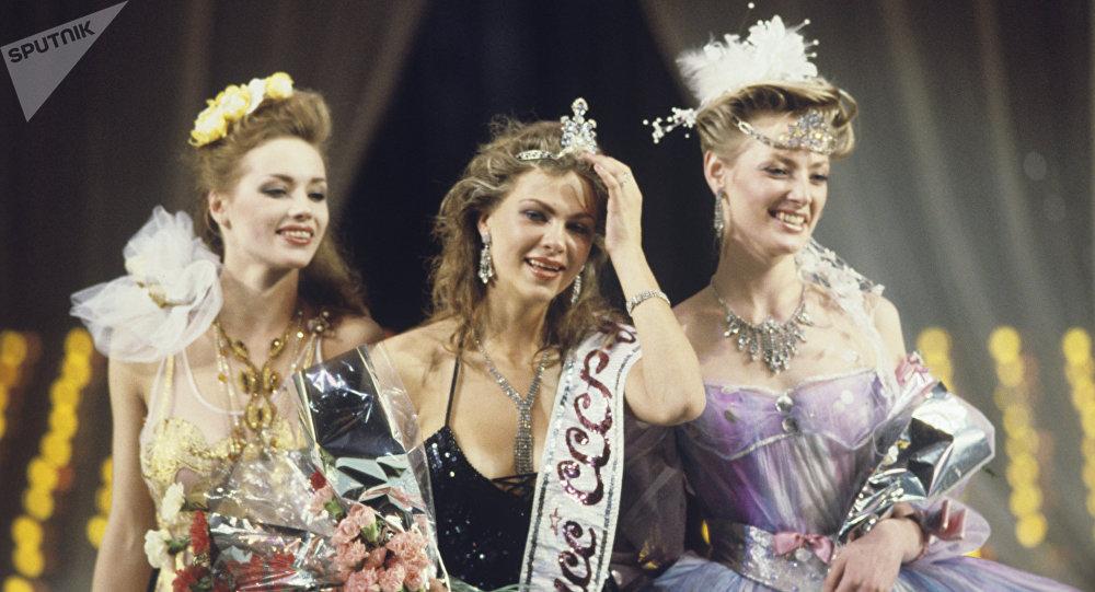 Miss URSS - 89