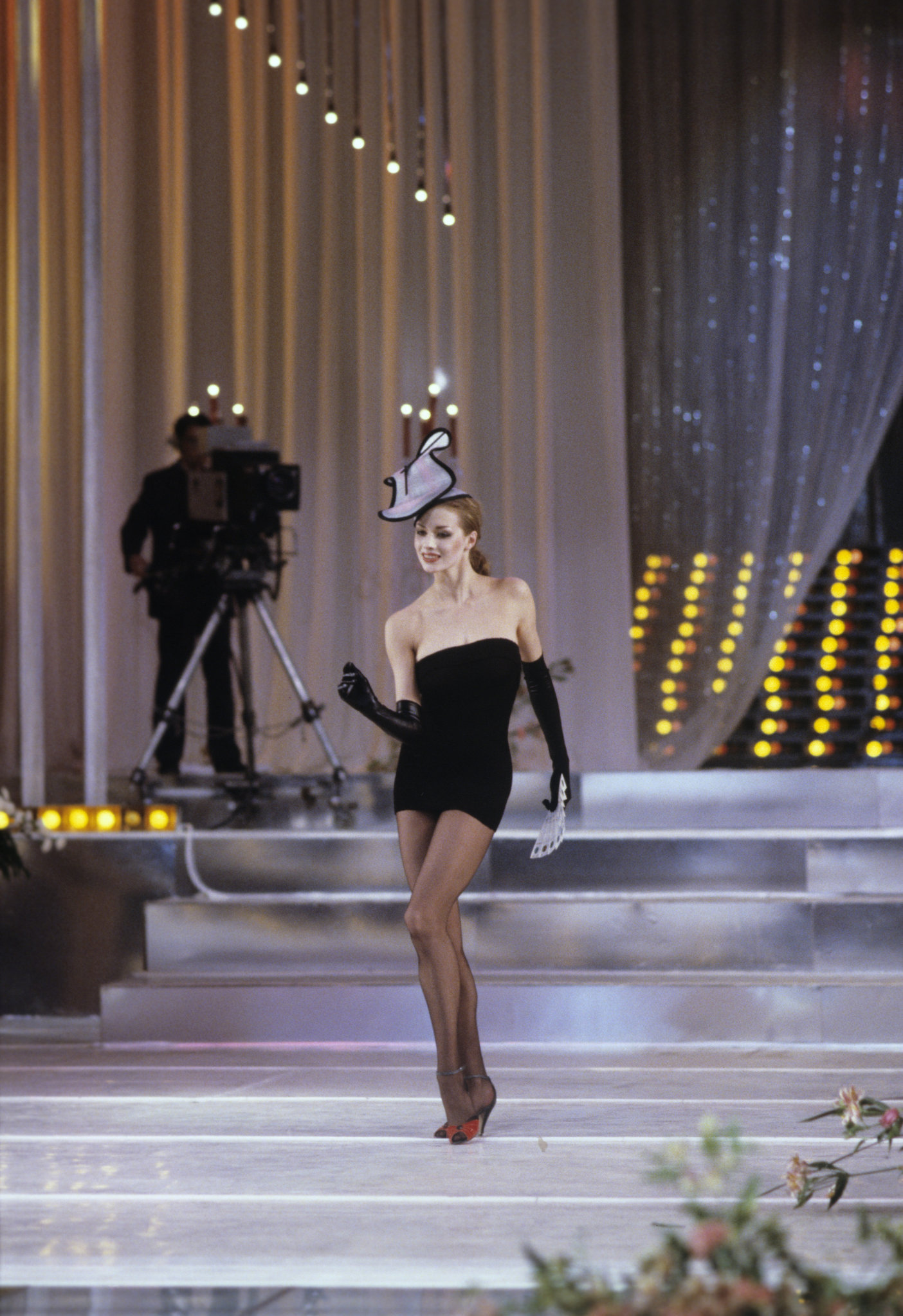 Miss URSS - 89 (3ème place) Ekaterina Meshcheryakova