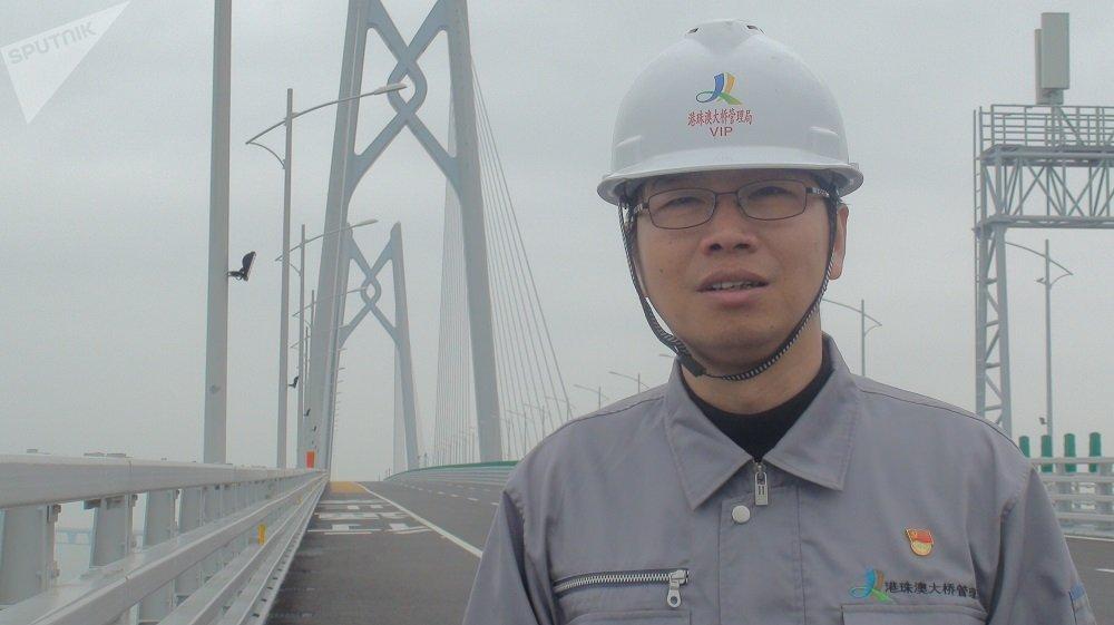 Zhang Jinwen, principal ingénieur