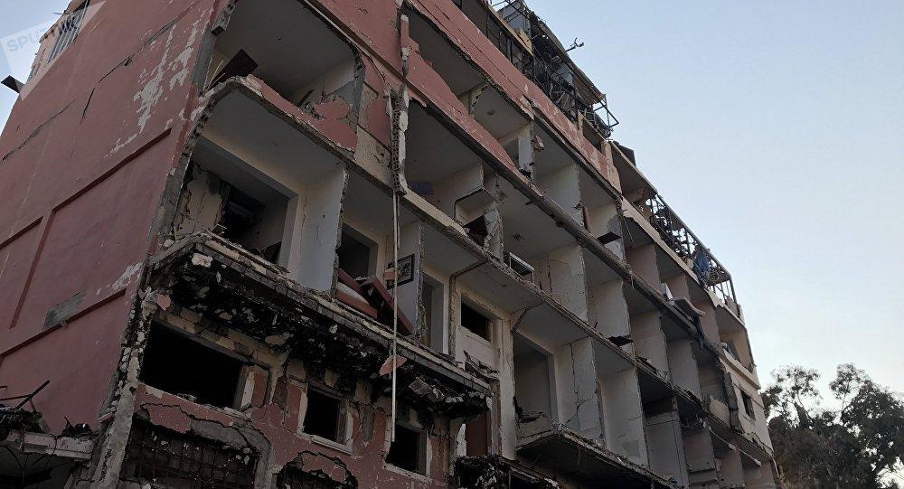 Homs (image de démonstration)