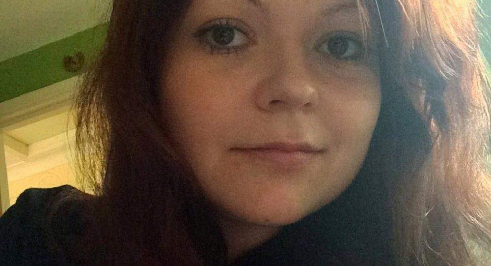 Ioulia Skripal, empoisonnée en même temps que son père, a quitté l'hôpital