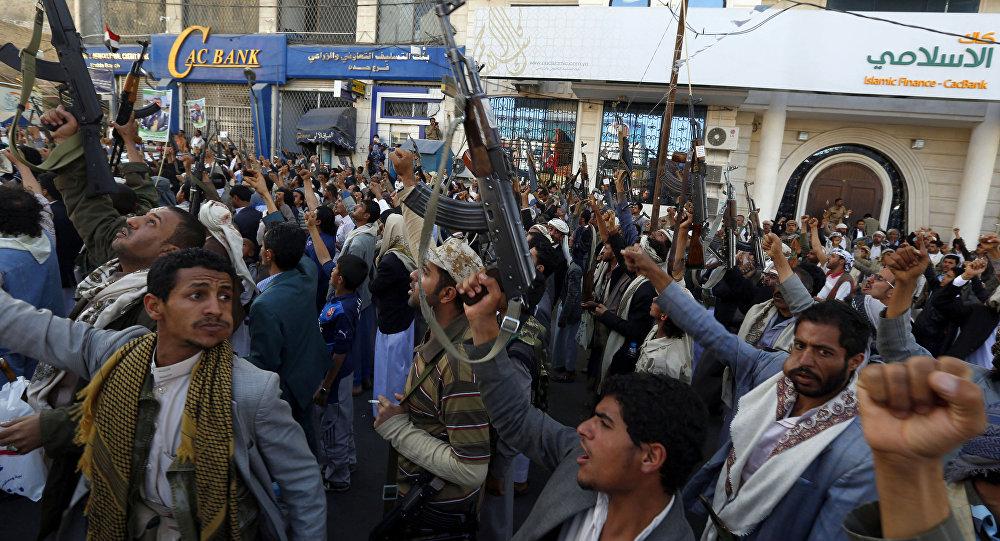 Les rebelles yéménites tirent des missiles et drones vers l'Arabie saoudite