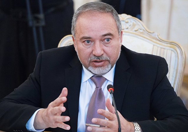Avigdor Lieberman, ministre de la Défense d'Israël