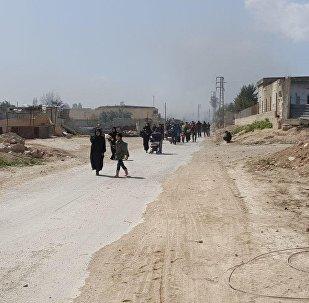 Ghouta orientale (archives)