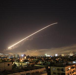 Frappes US contre la Syrie