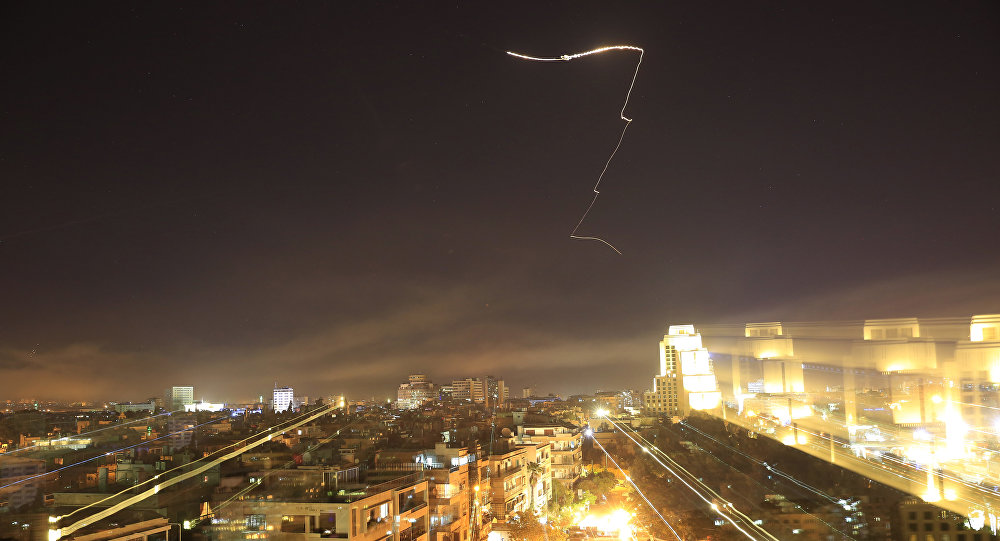 Dans la nuit du 13 au 14 avril, les États-Unis, le Royaume-Uni et la France ont porté des frappes contre la Syrie.