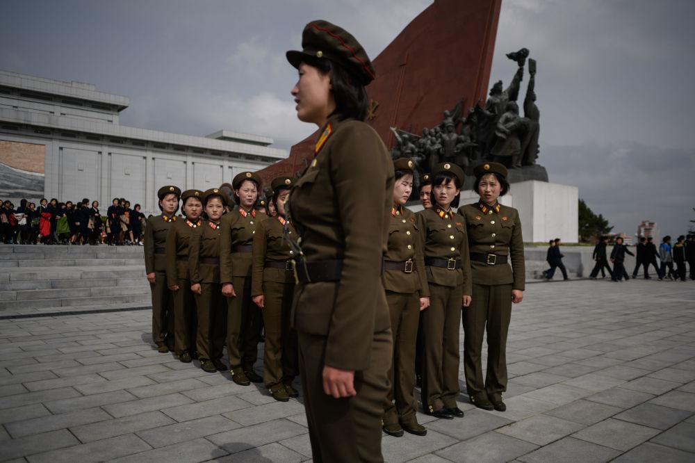 La journée du Soleil en Corée du Nord