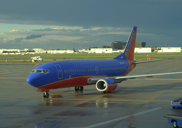 Boeing 737-300 de Southwest Airlines