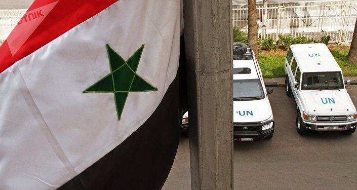 La mission de l'OIAC s'est rendue à Douma — Syrie