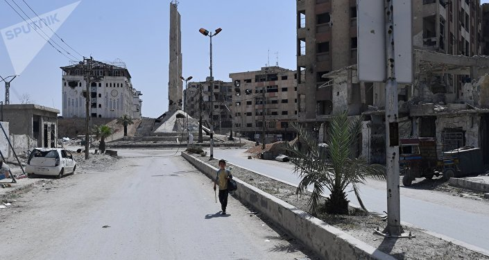 L'OIAC affirme avoir visité un second site d'attaque chimique présumée — Syrie