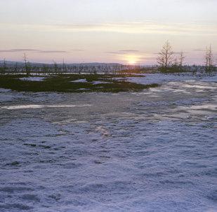 La péninsule de Taïmyr