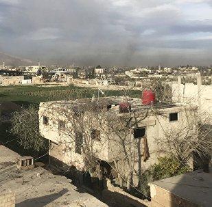Situation dans la Ghouta orientale