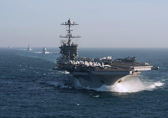 Porte-avions USS Harry Truman