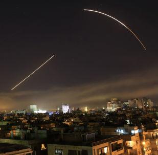 Frappes en Syrie