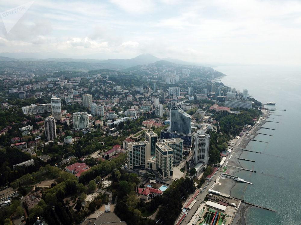 Les villes de la Coupe du monde: Sotchi
