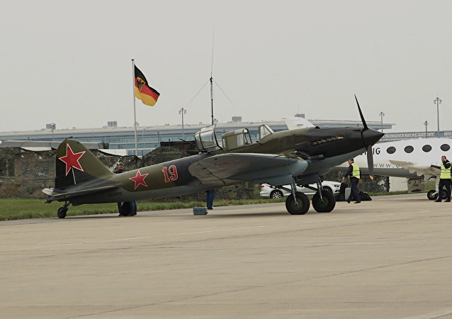 L'Il-2 à Berlin