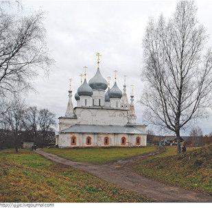 Toutaïev. Une beauté élégiaque de la province russe