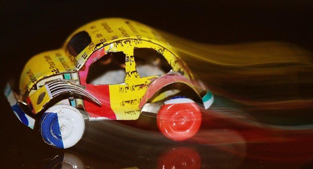 Une voiture. Image d'illustration