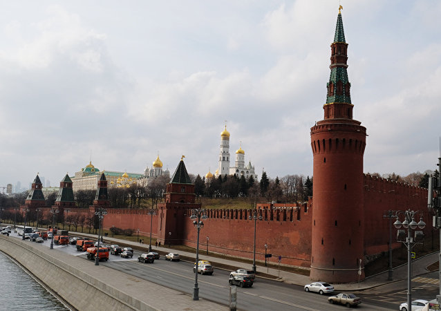 Le Kremlin de Moscou
