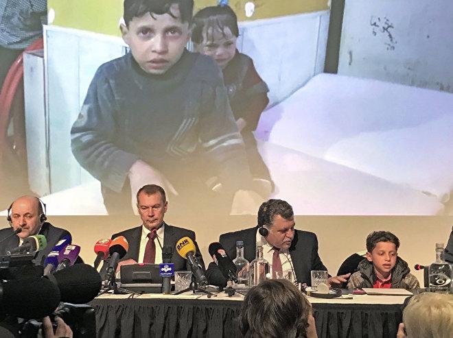 Le témoignage de Syriens à la Haye
