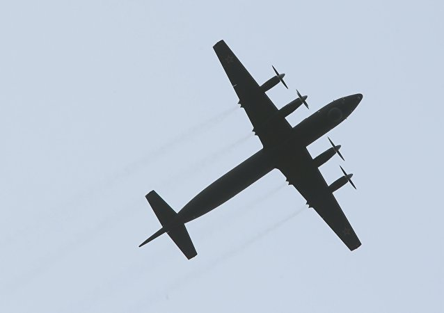 Il-38N. Image d'illustration