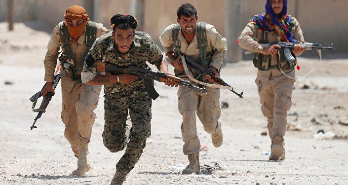 Milices kurdes YPG