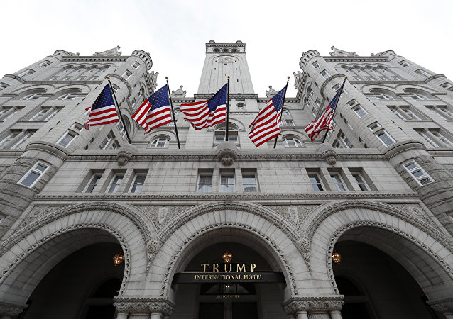 Trump International Hotel à Washington