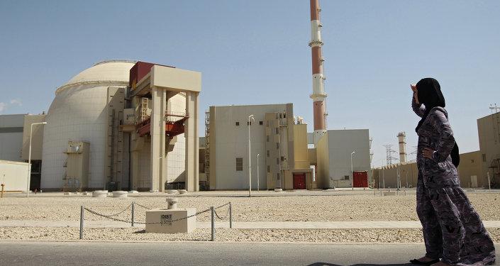 La centrale nucléaire de Bouchehr